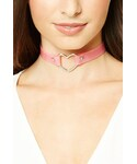 Forever 21「FOREVER 21+ Heart Choker(Necklace)」