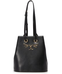 Charlotte Olympia「Charlotte Olympia Feline Bucket Bag(Shoulderbag)」