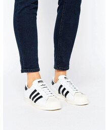 adidas「Adidas adidas Superstars 80's Sneakers(Sneakers)」