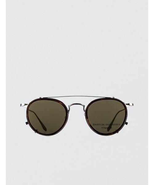 barton perreira バートン ペレイラ の aalto optical glasses with