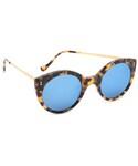 Illesteva「Illesteva Palm Beach Mirrored Sunglasses(Sunglasses)」