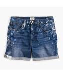 J.Crew「Limited-edition denim short in paint splatter(Pants)」