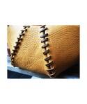 POESIA WEAR | POESIA WEAR - Handcraft lether beret/(レザーベレー帽子/ハンドクラフト)(ハンチング・ベレー帽)