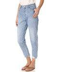 DL1961「DL1961 Goldie High Rise Tapered Jeans(Denim pants)」