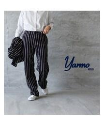 Yarmo(ヤーモ)の「yarmo ヤーモ WORK PANTS ワークパンツ(チノパンツ)」