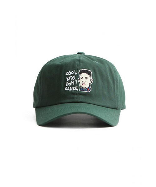 4376e33953 M-Wanted,M. Oops! Cool Kids Dont Dance Baseball Cap - WEAR