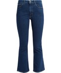 MiH Jeans | M.I.H JEANS Marty cropped flare jeans(Denim pants)