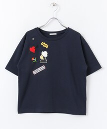 URBAN RESEARCH「紋章T恤(Tops)」