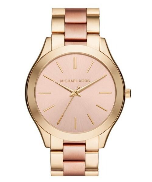 Women S Michael Kors Slim Runway Bracelet Watch 42mm