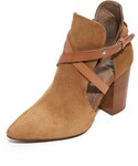 H By Hudson「H by Hudson Geneve Cut Out Booties(Boots)」