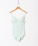 holiday   BACK OPEN RIB BODY SUIT()