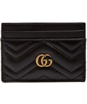 Gucci「GUCCI GG Marmont quilted-leather cardholder(Clutch)」