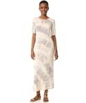 Raquel Allegra「Raquel Allegra Short Sleeve Maxi Dress(One piece dress)」