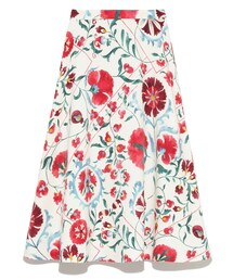 Lily Brown(リリー ブラウン)の「オリエンタル花柄スカート(その他)」