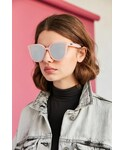Quay | Quay Paradiso Oversized Sunglasses(Sunglasses)