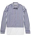 Marni(マルニ)の「Marni Striped Cotton-Poplin Shirt(シャツ・ブラウス)」
