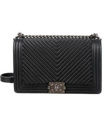 CHANEL「Chanel New Medium Chevron Boy Bag(Shoulderbag)」