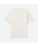 ユニクロ「ビッグシルエットポケツキT(半袖)(T Shirts)」