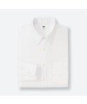 ユニクロ「ファインクロスブロードシャツ(長袖)(Shirts)」