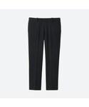 ユニクロ「イージーアンクルパンツ(ウールライク・センタープレス・レングス68~72cm)(Pants)」