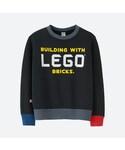 ユニクロ(ユニクロ)の「BOYS レゴスウェットシャツ(長袖)(スウェット)」