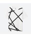 ユニクロ(ユニクロ)の「SPRZ NYグラフィックT(フランソワ・モルレ・半袖)(Tシャツ・カットソー)」