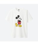 ユニクロ(ユニクロ)の「「ミッキースタンズ」グラフィックT(半袖)(Tシャツ・カットソー)」