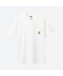 ユニクロ「「ミッキースタンズ」ポケツキT(半袖)(T Shirts)」