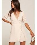 The Reformation「Leanna Dress(One piece dress)」