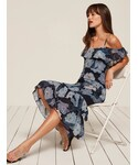 The Reformation「Odessa Dress(One piece dress)」