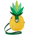 Betsey Johnson「Kitsch Pineapple Crossbody(Clutch)」