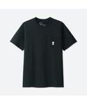 ユニクロ(ユニクロ)の「カウズ×ピーナッツグラフィックT(半袖)(Tシャツ・カットソー)」