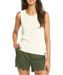 madewell「Women's Madewell Side Tie Sweater Tank(Others)」