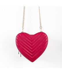 Crayme,(クレイミー)の「Heart Chain Shoulder(ショルダーバッグ)」