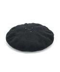 KENT HAT | 黒こげサマーパンケーキベレー(ハンチング・ベレー帽)