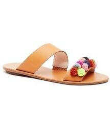LOEFFLER RANDALL「Women's Loeffler Randall Clem Embellished Slide Sandal(Sandals)」