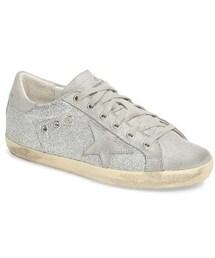 GOLDEN GOOSE「Women's Golden Goose 'Superstar' Low Top Sneaker(Sneakers)」