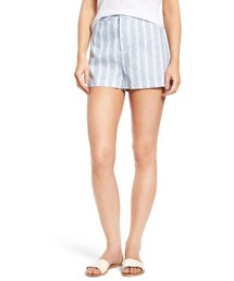 Cupcakes And Cashmere「Women's Cupcakes And Cashmere Brinley Stripe Shorts(Pants)」