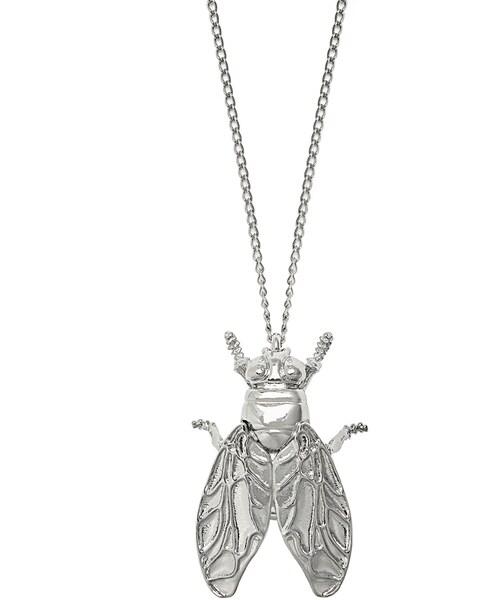 balenciaga バレンシアガ の balenciaga fly pendant necklace