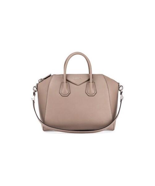 2bb312fc3ff Givenchy,Givenchy Antigona Medium Sugar Goatskin Satchel Bag - WEAR