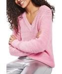 Topshop「Women's Topshop Oversize V-Neck Sweater(Knitwear)」