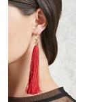 Forever 21 | FOREVER 21+ Tassel Duster Earrings(Earring(both ears))