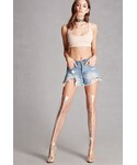 Forever 21(フォーエバー トゥエンティーワン)の「FOREVER 21+ Clear Thigh-High Lucite Boots(ブーツ)」