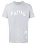 Maison Kitsuné「Maison Kitsuné - Parisien Tシャツ - men - コットン - S(T Shirts)」