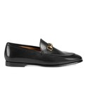 Gucci | Gucci - Jordaan ローファー - women - レザー - 40(懶漢鞋)
