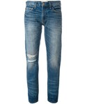 Current/Elliott「Current/Elliott - The Selvedge Fling ジーンズ - women - コットン/ポリエステル/スパンデックス - 24(Denim pants)」
