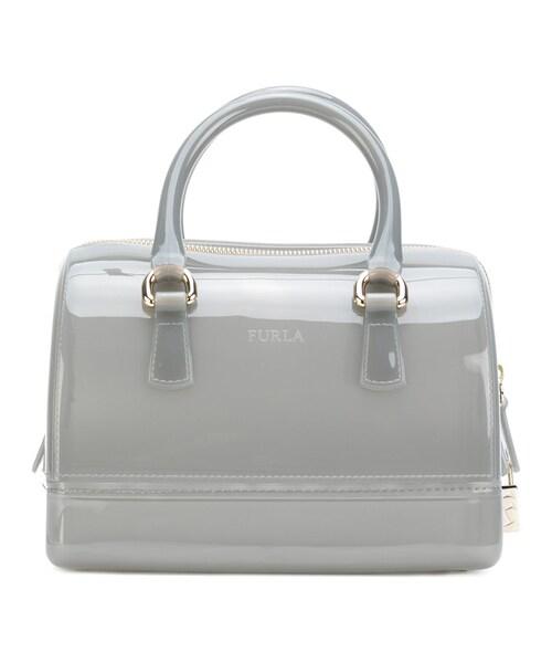 22c86706ef21 Furla(フルラ)の「Furla - Candy Sweetie ハンドバッグ S - women - PVC - ワンサイズ(トートバッグ)」 -  WEAR