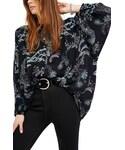 Free People「Women's Free People Metallic Blooms Top(Shirts)」