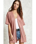 Forever 21(フォーエバー トゥエンティーワン)の「FOREVER 21+ Open-Front Batwing Cardigan(カーディガン)」