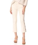 Tory Burch「Tory Burch Sandy Embroidered Crop Jeans(Denim pants)」